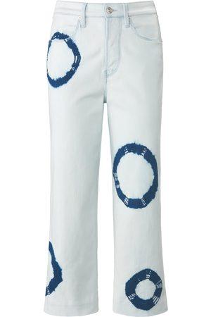 MAC DAYDREAM Women Culottes - Culottes design Space denim size: 10