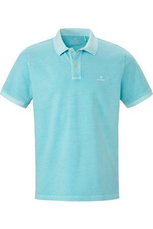 GANT Men Polo Shirts - Polo shirt turquoise size: 38