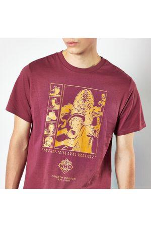 Men T-shirts - Doctor Who 4th Doctor Men's T-Shirt