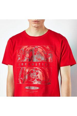 Doctor Who Men T-shirts - 9th Doctor Men's T-Shirt