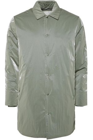 Rains Drifter Mac Jacket Olive