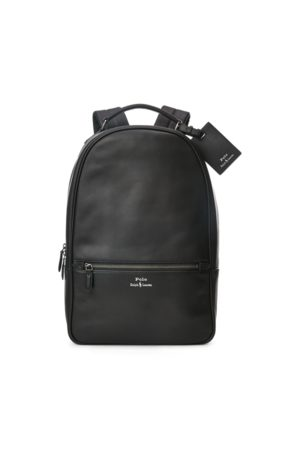 Polo Ralph Lauren Men Rucksacks - Leather Backpack
