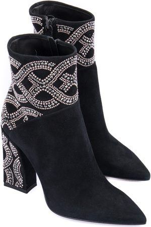 LORIBLU Women Ankle Boots - Suede ankle boot