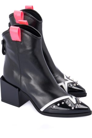 LORIBLU Pointed ankle boot