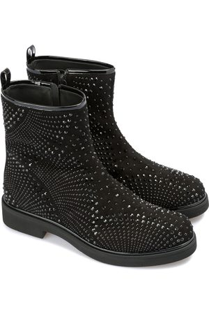 LORIBLU Women Ankle Boots - Ankle boot with Swarovski