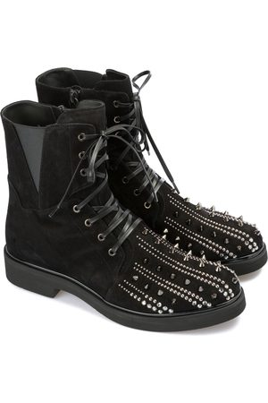 LORIBLU Women Ankle Boots - Ankle boot with studs