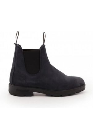 Blundstone Women Ankle Boots - WOMEN'S 1912WBLUE LEATHER ANKLE BOOTS