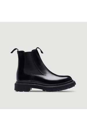 ADIEU PARIS Women Chelsea Boots - Type 146 x Etudes leather Chelsea boots