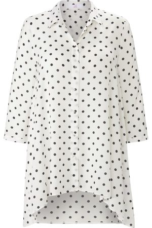 Emilia Lay Blouse 3/4-length sleeves and polka dot print size: 14