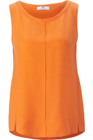 Peter Hahn Tunic top in slight A-line size: 10