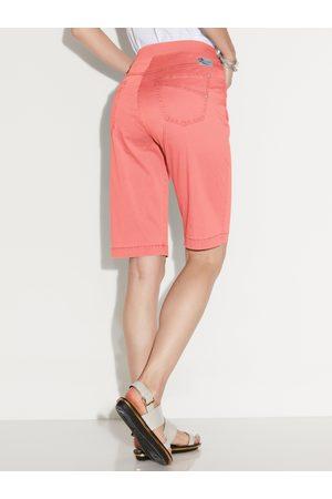 Brax Comfort Plus pull-on Bermuda shorts design Carina size: 10
