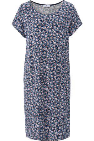 Peter Hahn Women Casual Dresses - Jersey dress drop shoulder size: 10