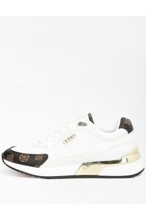 Guess Gold Trim Trainer