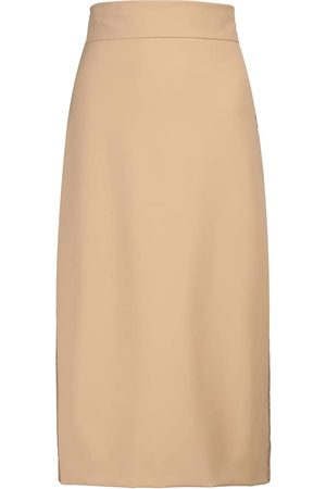 Max Mara Gervaso stretch-jersey pencil skirt