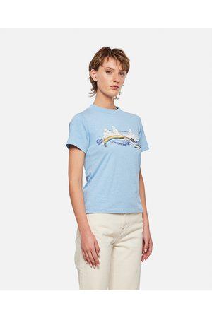Stella McCartney Women Short Sleeve - T-shirt with print size 34