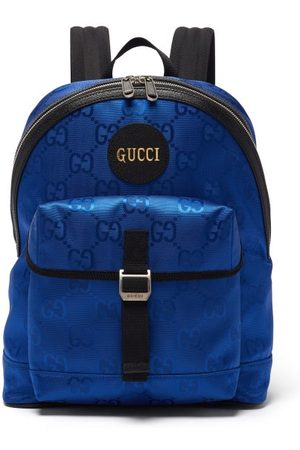 Gucci Off The Grid Gg-jacquard Canvas Backpack - Mens