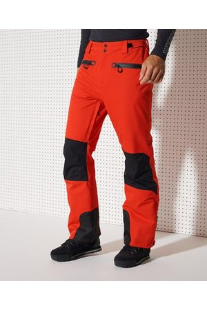 Superdry Men Stretch Trousers - Sport 4X Way Stretch Pants