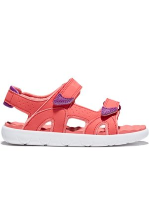 Timberland Perkins row 2-strap sandal for youth in kids, size 1