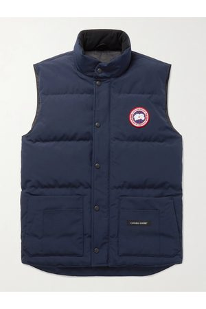 Canada Goose Men Slim - Slim-Fit Freestyle Crew Quilted Arctic Tech Down Gilet