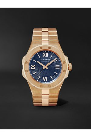 Chopard Men Watches - Alpine Eagle Large Automatic 41mm 18-Karat Rose Gold Watch, Ref. No. 295363-5001