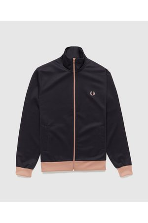 Fred Perry Men Tops - Men's Contrast Trim Track Top