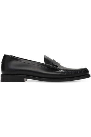 Saint Laurent 15mm Le Leather Loafers
