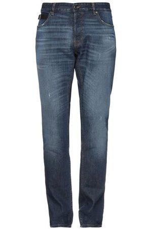 Roberto Cavalli Men Trousers - DENIM - Denim trousers