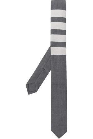 Thom Browne Men Bow Ties - 4-bar plain weave tie