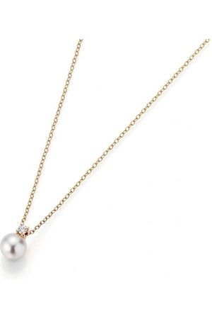 Gellner Necklaces - Necklace Cultured Akoya Pearl - - Necklaces for ladies