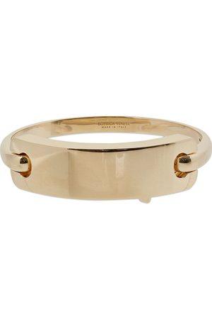 Bottega Veneta Tag Rigid Bracelet