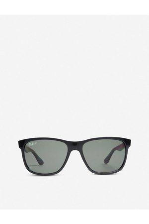 Ray-Ban Men Sunglasses - Mens Square-Frame Sunglasses Rb4181 57