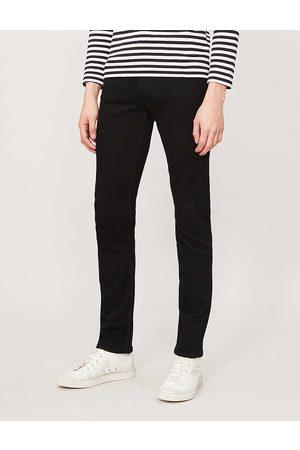 Paige Denim Men's Shadow Federal Slim-Fit Mid-Rise Jeans