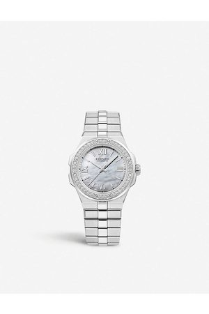 Chopard Womens Alpine Eagle Diamond and Steel Small Watch