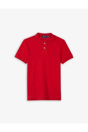 Ralph Lauren Boys Kids Logo Cotton-jersey Polo Shirt 2-14 Years 2 Years