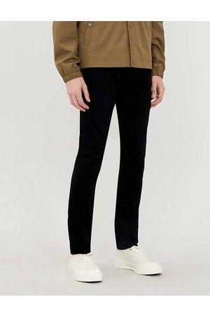 Frame Mens Noir L'Homme Skinny-fit Tapered Jeans 28