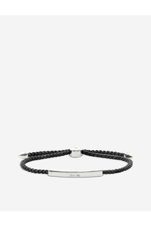 Monica Vinader Linear sterling friendship bracelet