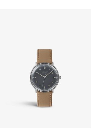 Junghans 027/3401.00 Max Bill stainless steel watch