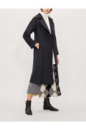 Max Mara Ladies Timeless Manuela Camel Hair Coat