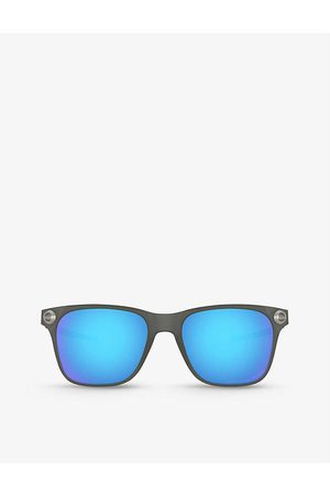 Oakley Mens OO9451-0155 Apparition™ Nano-Matter™ and Stainless Steel Sunglasses