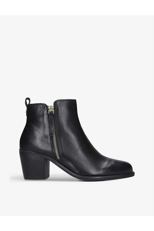 Carvela Womens Secil Leather Ankle Boots EUR 36 / 3 UK Women