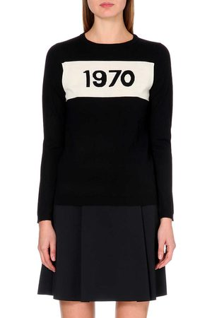 BELLA FREUD 1970 wool jumper