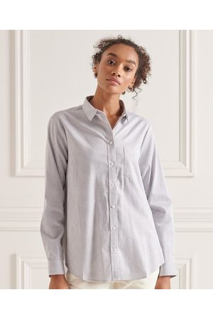 Superdry Women Long sleeves - Classic Preppy Long Sleeved Shirt