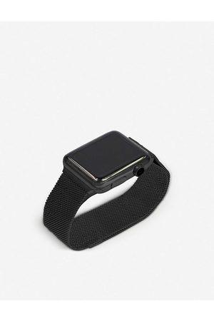 Mintapple Mens Apple Watch Space Milanese Loop Strap 38mm/40mm
