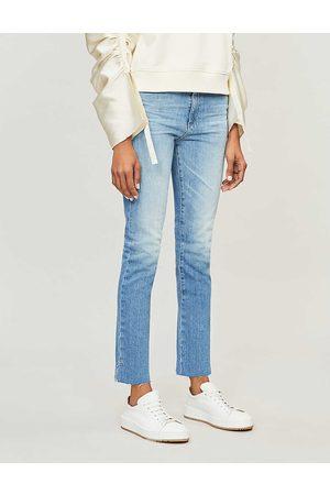 RAG&BONE Ladies Cotton Nina Skinny High-Rise Jeans