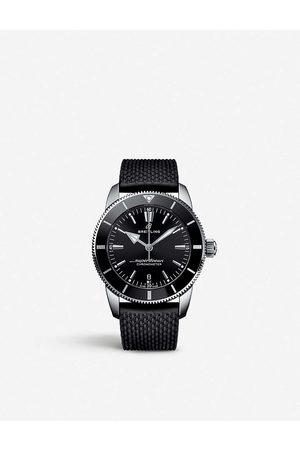 Breitling Mens AB201012/BF73 Superocean Heritage II Stainless Steel Watch