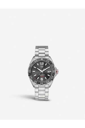 Tag Heuer Mens Stainless Steel Waz2011.Ba0842 Formula 1 Automatic Watch