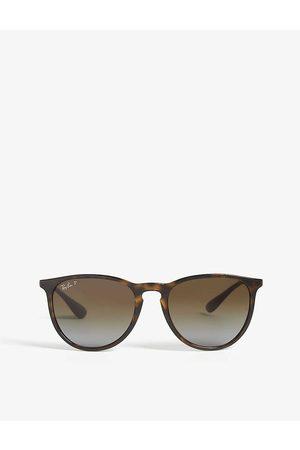 Ray-Ban Mens Havana Rb4171 Tortoise Shell Aviator Sunglasses