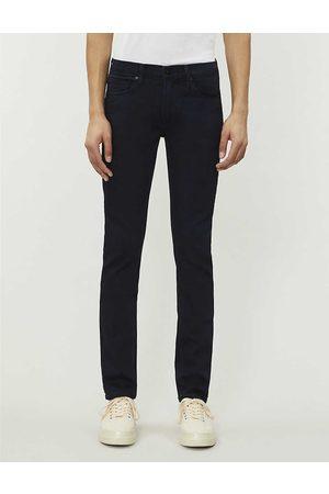 Paige Mens Inkwell Lennox Slim-fit Skinny Stretch-denim Jeans 28