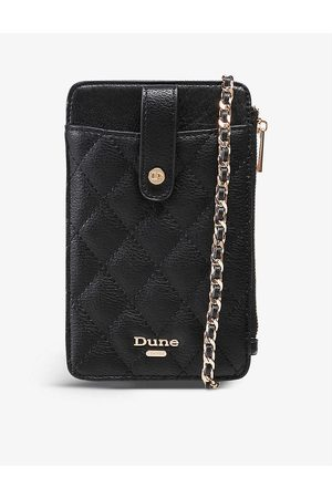 Dune Womens -synthetic Kimmy Quilted Phone Holder Purse 1 Size