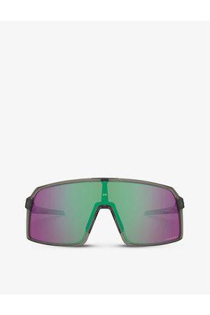 Oakley Mens OO9406 Sutro Wraparound Sunglasses